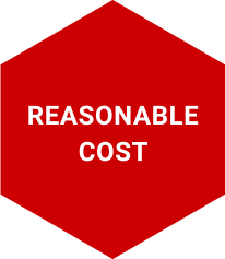 Reasonable cost