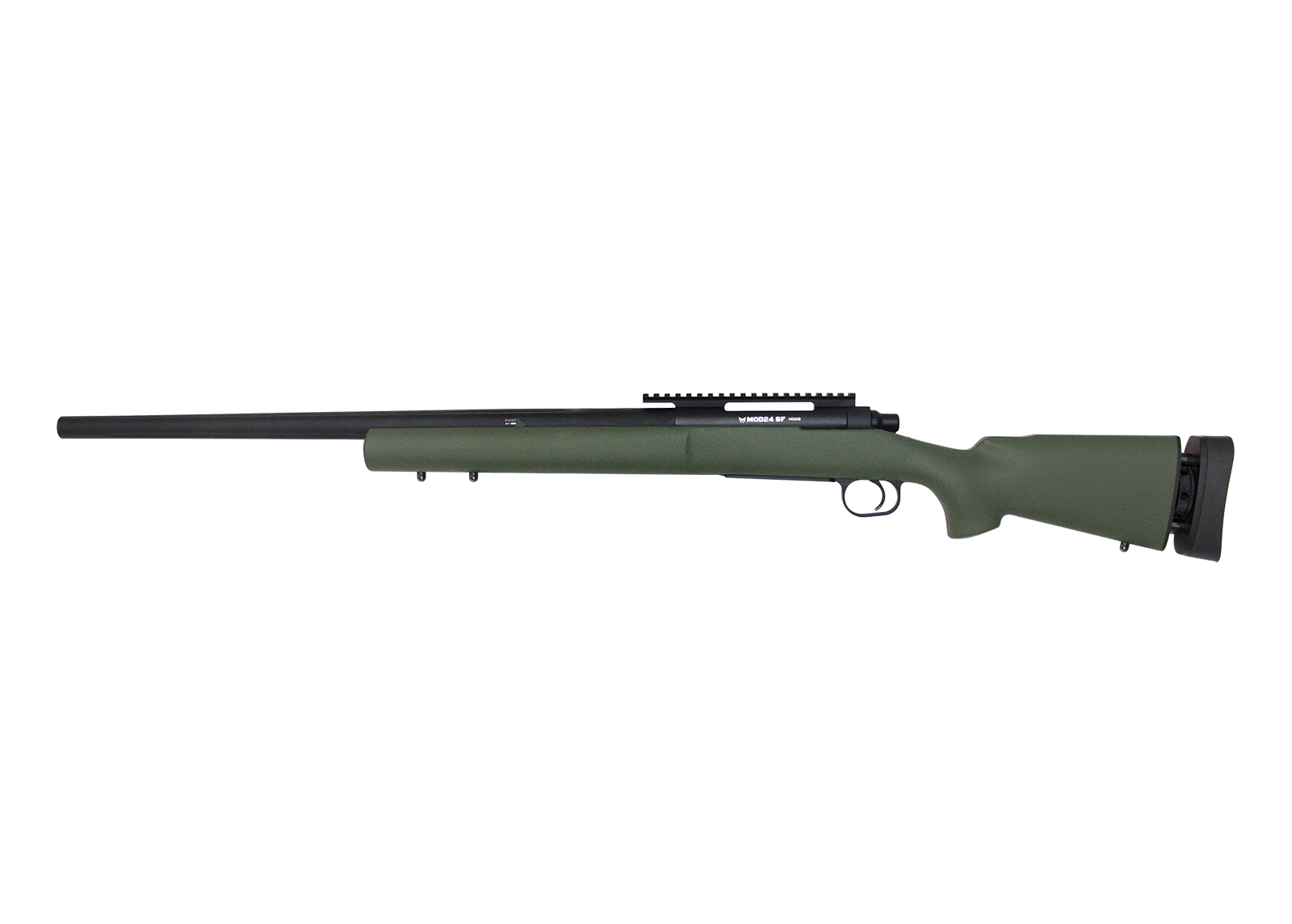 Bolt Action Airsoft Sniper Rifle MOD24 SF (OD) -  Modify Bolt Action Air Rifles