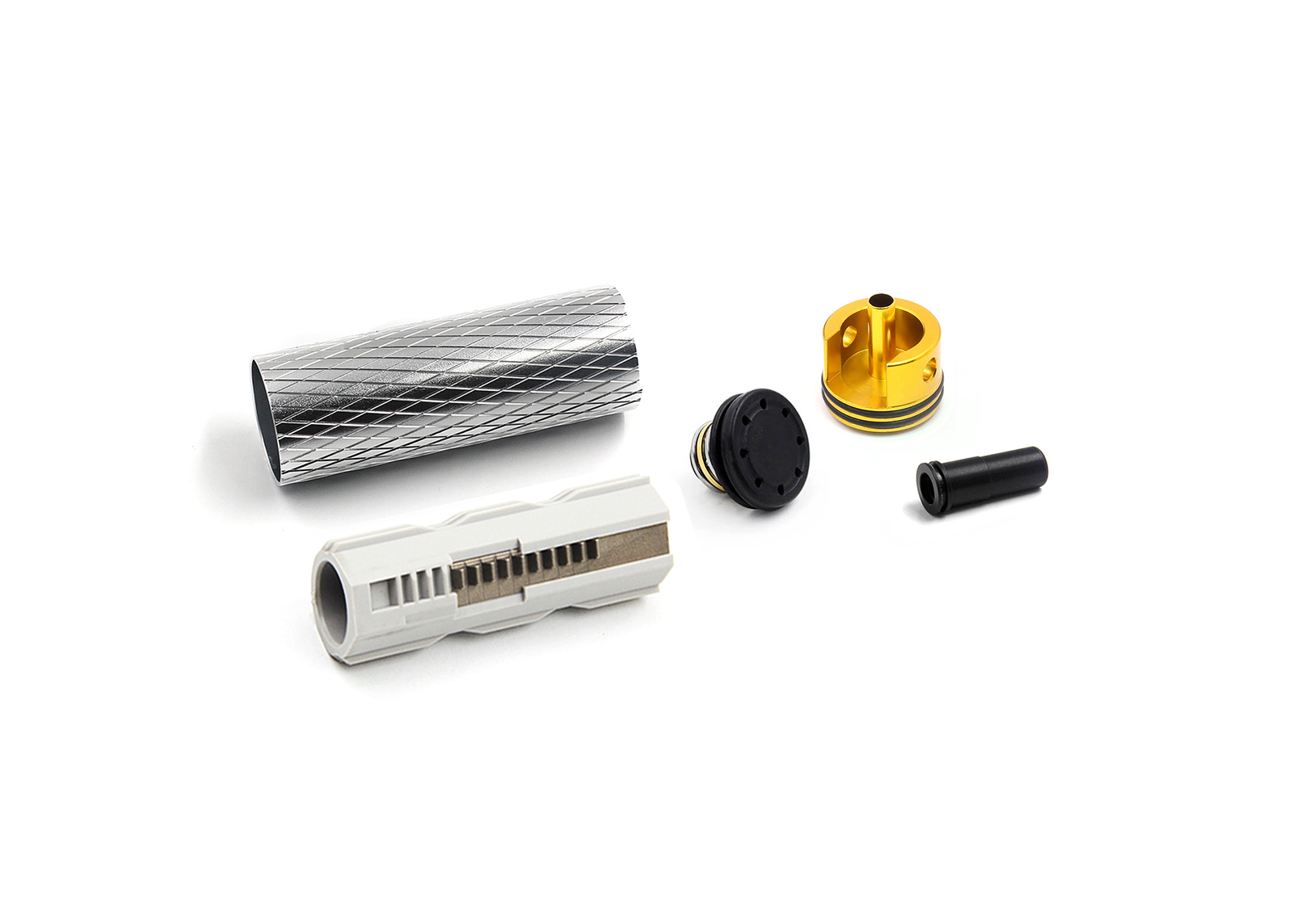 Cylinder Set for G3-A3/A4/SG1 (AOE Piston) - Modify AEG Airsoft parts