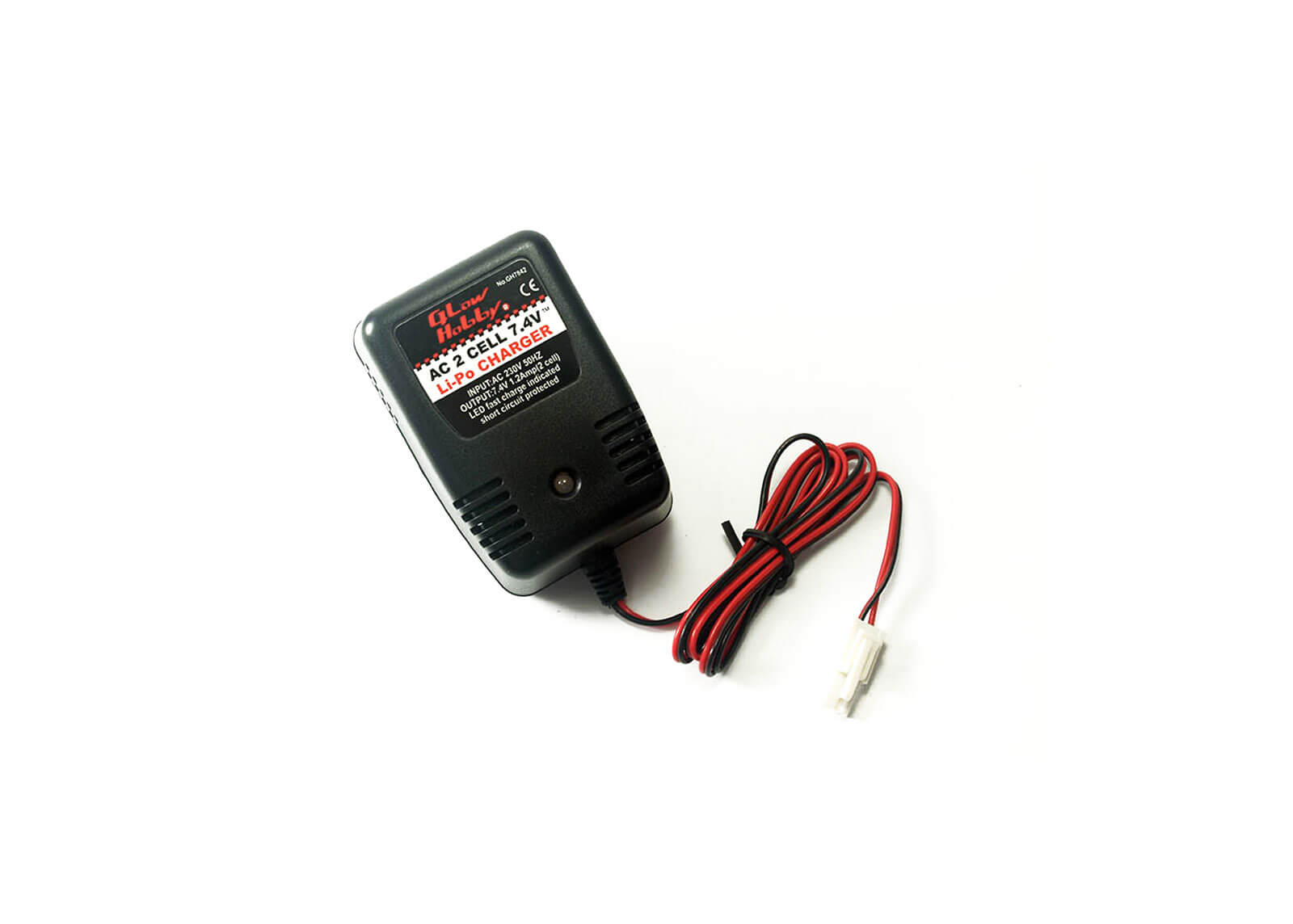 AC 2 CELL LI- POLYMER CHARGER/ 230V (EUR Type) - Modify Airsoft Accessories