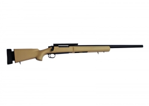 Bolt Action Air Rifle MOD24 is built for shot-to-shot consistency and reliability of accuracy.